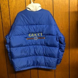 Unofficial Gucci Puffer